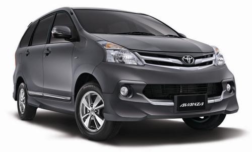 Harga Mobil Toyota Avanza Luxury