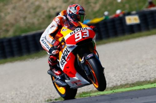 Hasil MotoGP 2014 Italia - Marquez Juara