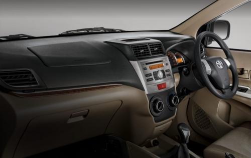 Interior Mobil Toyota Avanza Luxury
