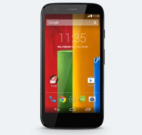 Update Android KitKat Moto G Dengan Aplikasi Motorola Alert