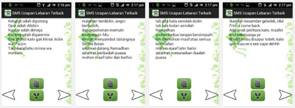 Download SMS Ucapan Lebaran Terbaik