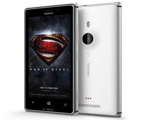 Gambar Lumia Superman