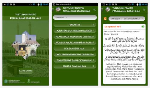 Download Aplikasi Manasik Haji dan Umrah Untuk Android