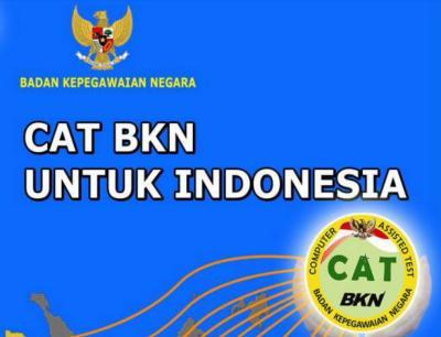 Download buku panduan sistem CAT untuk CPNS dari BKN