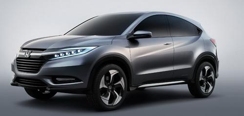 Gambar Honda HR-V Warna Metalik
