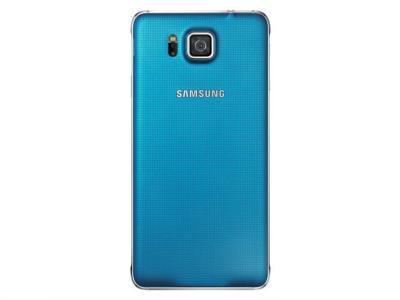 Gambar Samsung Galaxy Alpha Tampak Belakang