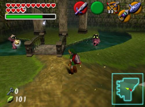 Game Nintendo The Legend of Zelda