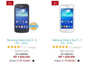 Ini Rekomendasi 2 Hp Samsung Android Dibawah 2 Juta Jeripurba Com