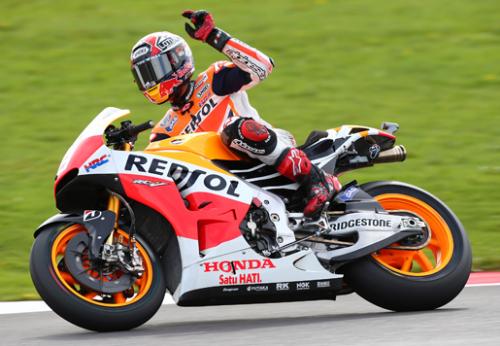 Hasil MotoGP Silverstone Inggris