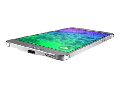 Ketebalan Samsung Galaxy Alpha