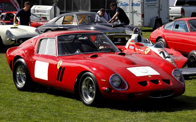 Mobil Ferrari 250 GTO Berlinetta, Mobil Termahal Saat Ini