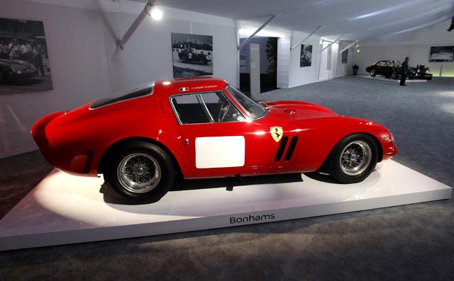 Mobil Ferrari Termahal Di Dunia