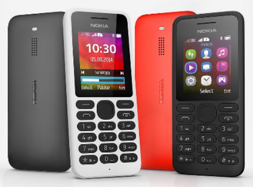 Pilihan Warna Nokia 130 Dual Sim