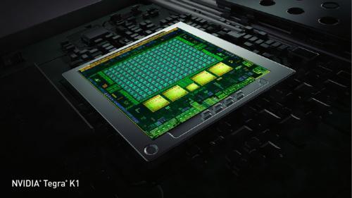 Prosesor Quad Core Nvidia Tegra K1