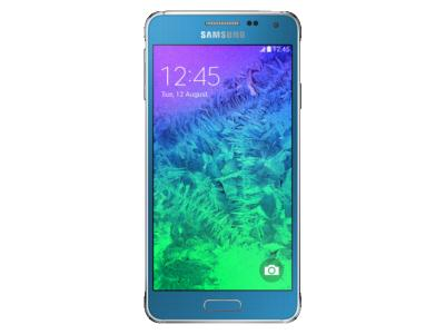 Samsung Galaxy Alpha Warna Biru