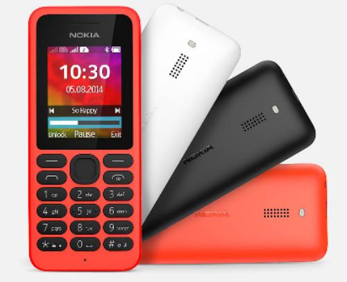 Spesifikasi dan Harga Nokia 130 Dual Sim