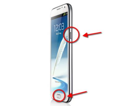 Cara Mengambil Screenshot di Android