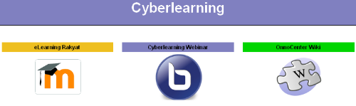 Cyberlearning.web.id Tempat Kuliah Online Teknologi Informasi (TI) Gratis