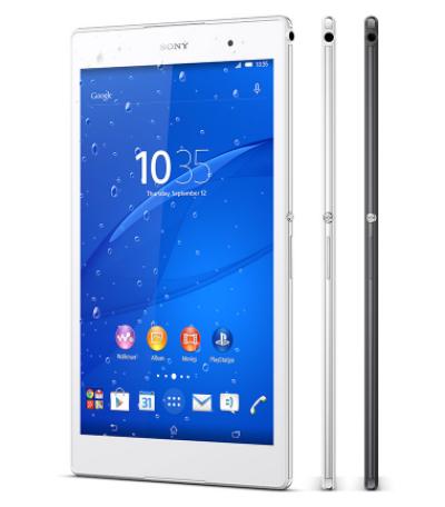 Fitur dan Spesifikasi Tablet Sony Xperia Z3 Tablet Compact