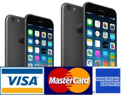 Fungsi iPhone 6 Sebagai Kartu Kredit Dan Alat Pembayaran Nirkabel