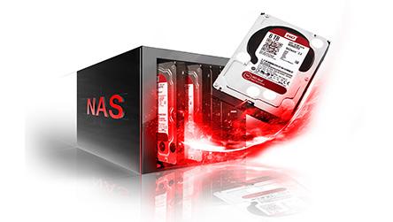 Harga Hard Disk WD Red 6 TB