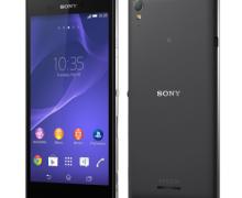 Sony Rilis HP Android Lapis Baja Lewat Sony Xperia T3. Ini Spek Dan Harganya