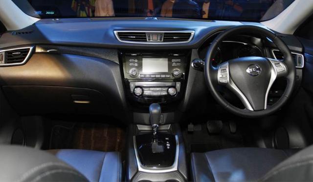 Interiror Mobil Nissan X-Trail 2014