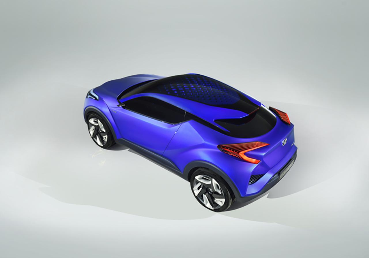 Konsep Mobil Toyota C-HR
