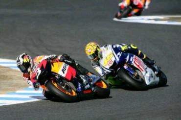 Target Pedrosa Mengalahkan Rossi Dalam MotoGP 2014 Aragon Spanyol
