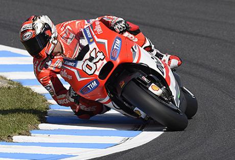 Andrea Dovizioso Pole Position Dalam MotoGP 2014 Seri Motegi Jepang