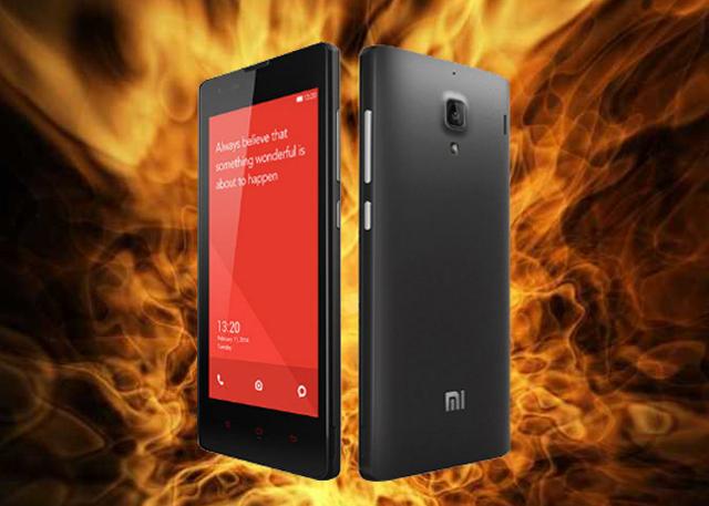 Cara Mengatasi dan Menghilangkan Panas Pada HP Android Xiaomi Redmi 1S