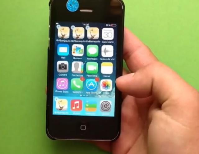 Cara Menyembunyikan Aplikasi di iPhone iOS 8