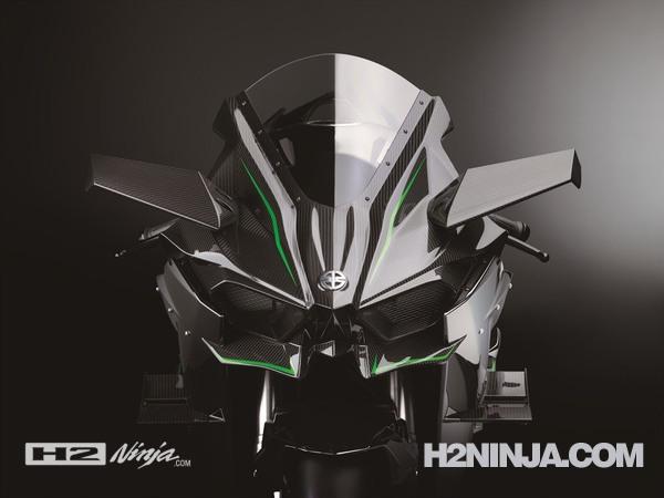 Head Lamp Kawasaki Ninja H2 2015