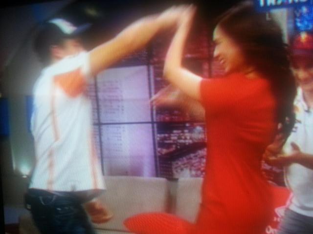 Marquez Berdansa Dengan Nycta Gina