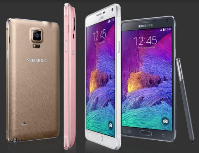 Pre-Order Samsung Galaxy Note 4 di Indonesia