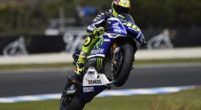 Hasil MotoGP Australia 2014 : Marquez Jatuh, Rossi Juara Satu