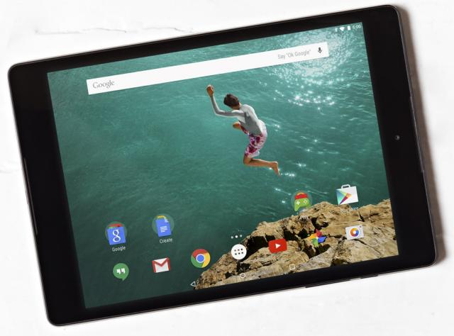 Spesifikasi Tablet Nexus 9
