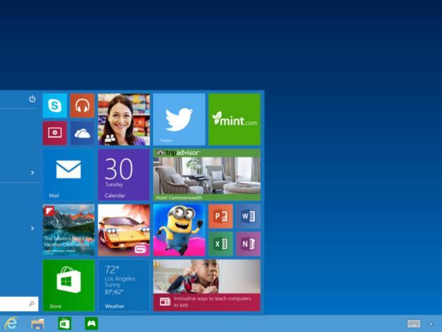 Tampilan Fitur Pencarian Di Windows 10