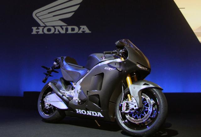 Gambar Motor Honda RC213V-S 2015 Dengan Body Carbon Fiber