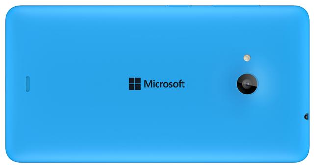 Gambar Cover Belakang Lumia 535 Warna Biru