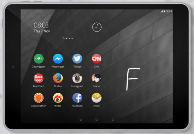 Gambar Tablet Nokia N1