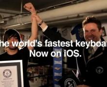 Ini Dia Manusia Pengetik Tercepat Di Dunia Dengan Ponsel Layar Sentuh
