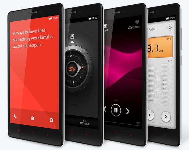 Gambar Xiaomi Redmi Note.