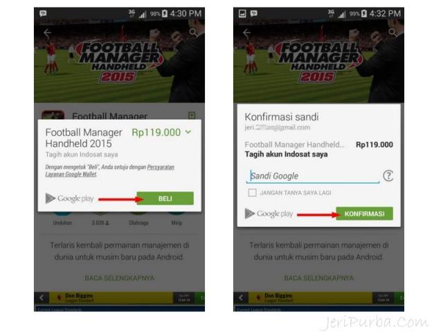 Cara Beli Games Android Di Google Play Store Dengan Pulsa