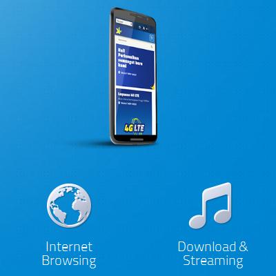 Daftar Ponsel LTE Untuk Internet 4G LTE XL