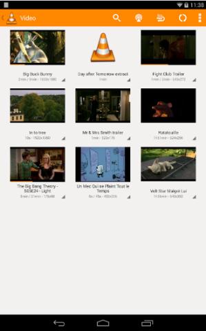 Download VLC untuk Android