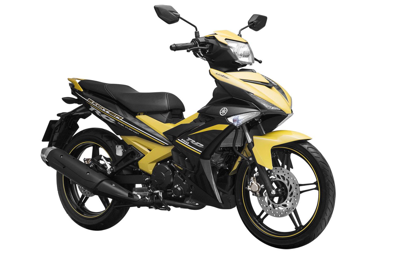 Gambar Yamaha Jupiter MX King 150 cc Warna Kuning