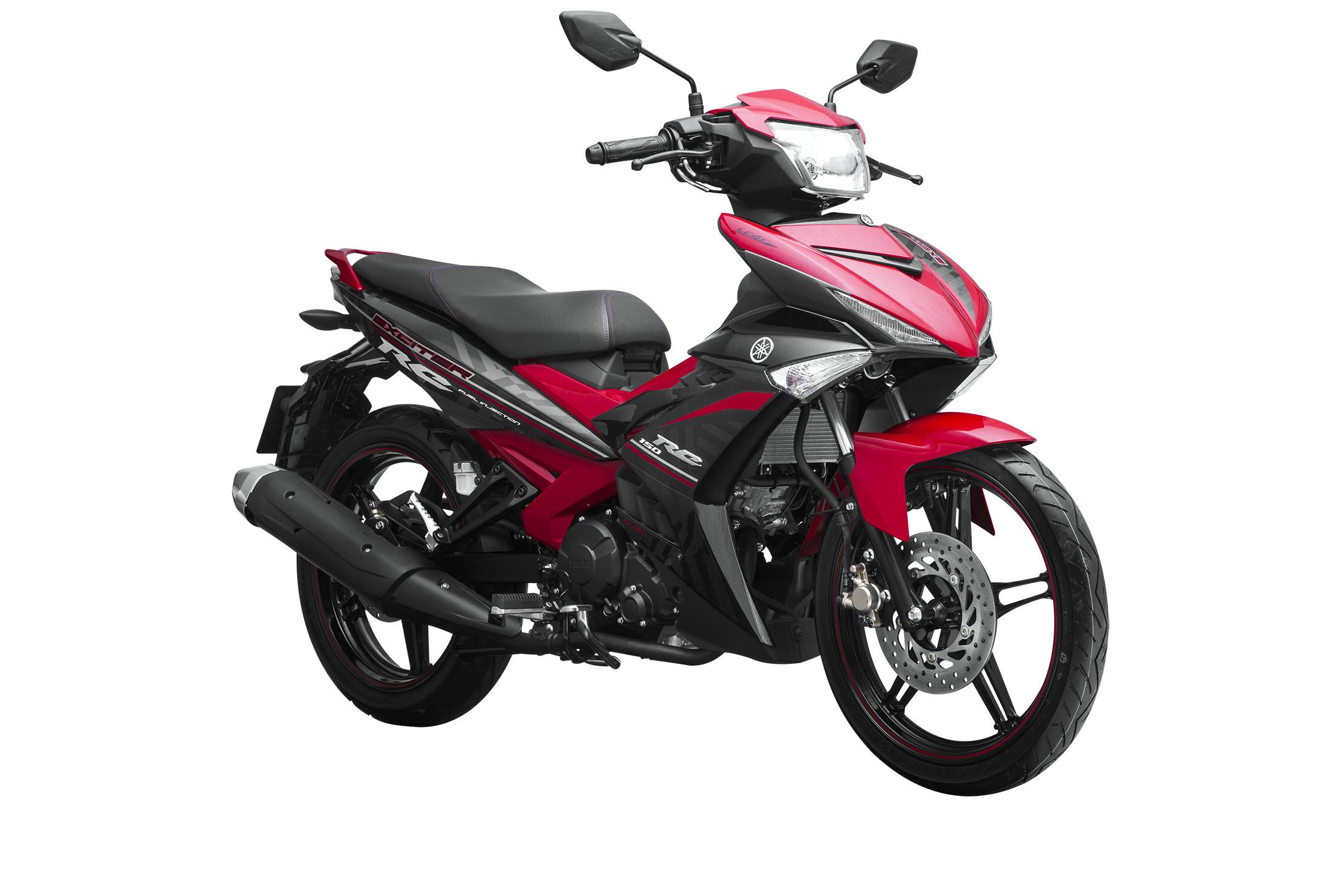 Gambar Yamaha Jupiter MX King 150 cc Warna Merah