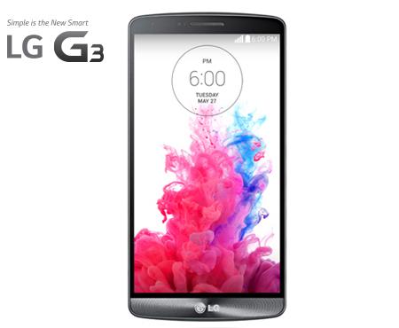 Harga Terbaru LG G3 4G LTE D855.
