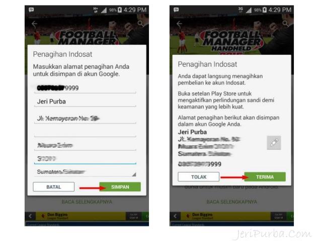 Membeli Aplikasi Di Google Play Store Dengan Pulsa